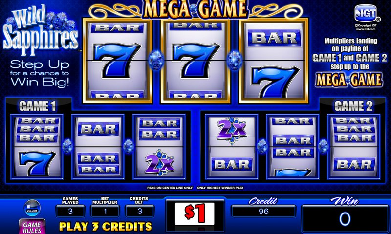 All new free slots
