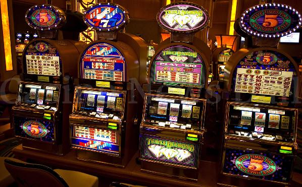 Casino Machine RTP