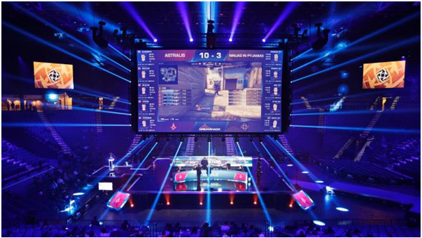 Esports over other sports
