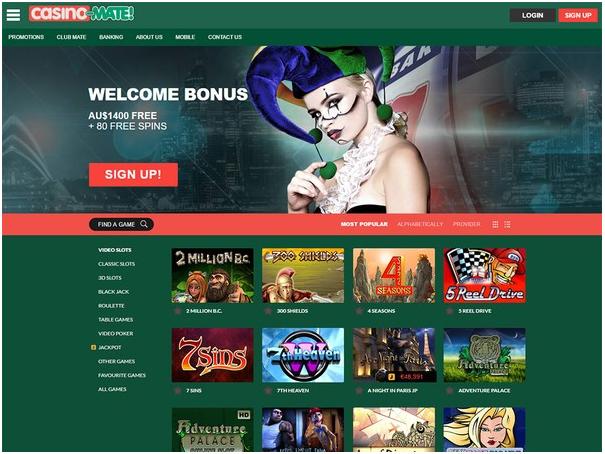Casino Mate- Australian Casino