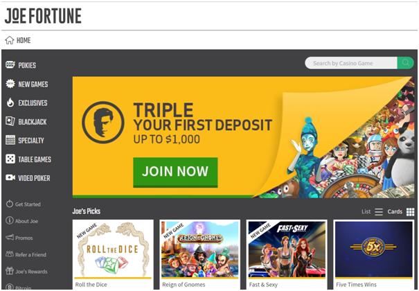 Online Casinos That Accept Australian Players
