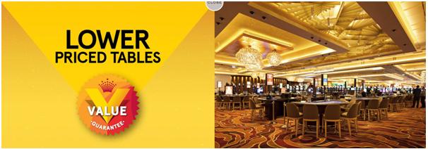 Crown Casino Blackjack Minimum Bet
