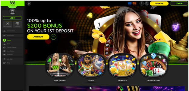 888 Casino- Apple Pay Casino