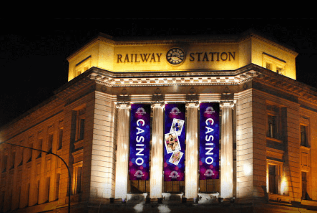 Casino Restaurants Adelaide