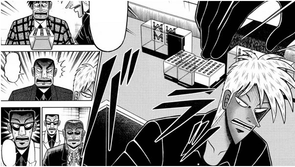 Akagi anime