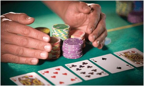 Arizona Holdem poker