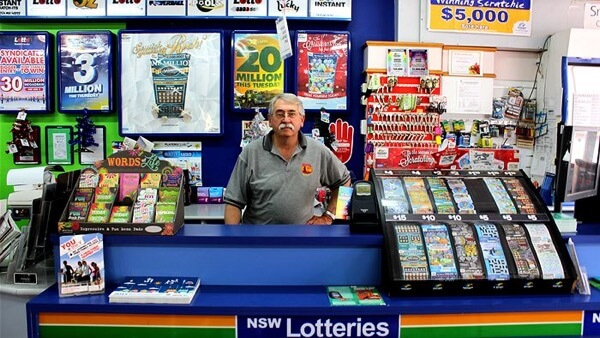 Australian Lottery Wins
