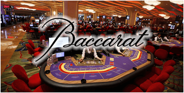 Baccarat games to play in real AUD