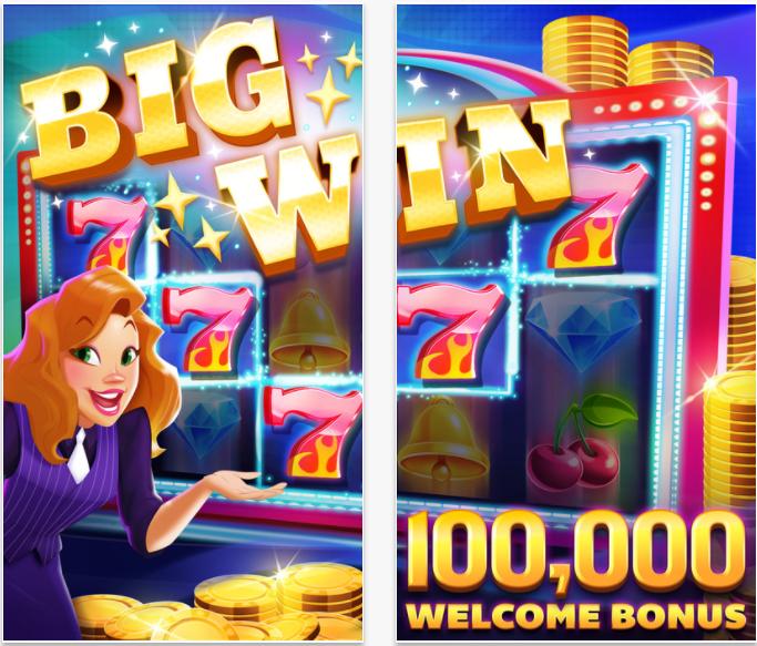 Big Fish Casino Pokies