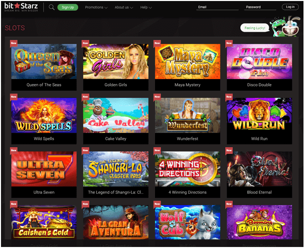 Bitstarz casino to play real money pokies in AUD