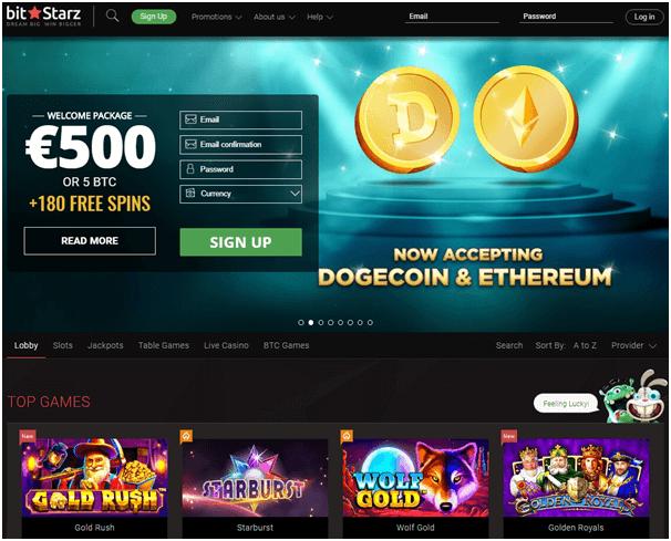 Bitcoin Casinos in Australia