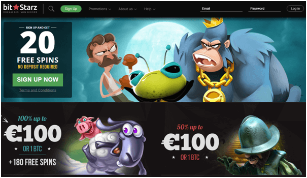 Bitstarz online casino bonus to grab in AUD and BTC