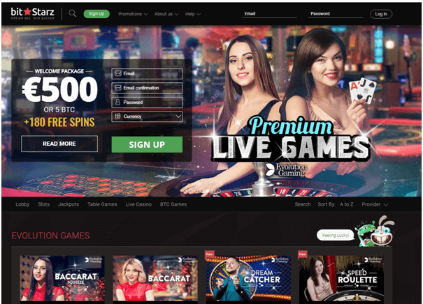 How to get started to play pokies with Bitcoins at Bitstarz