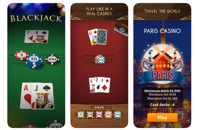Blackjack standard game