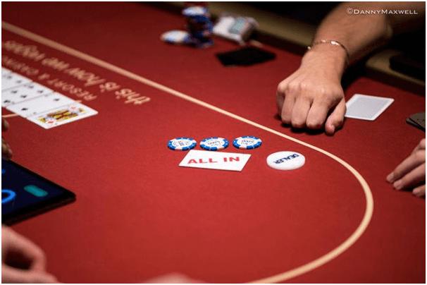 Bluffing Poker