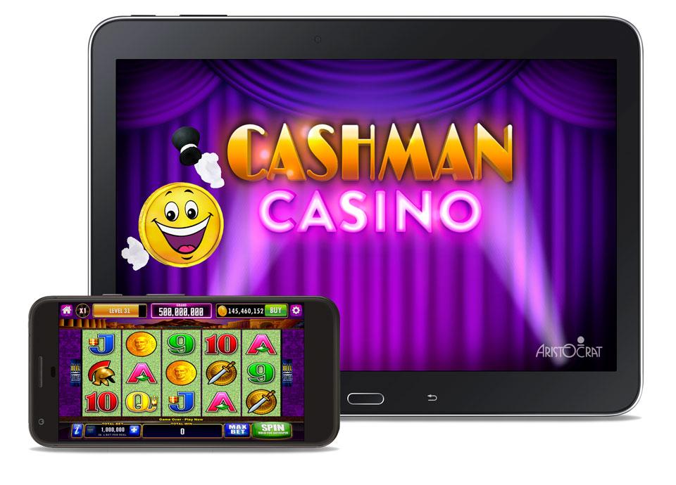 Cashman casino Aristocrat