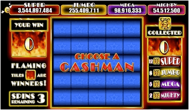 How to play Cashman Fever Hot Chocolate pokies for free on mobile?
