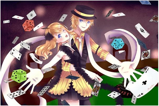 Casino Anime
