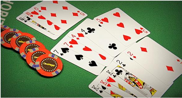 Chinese poker games