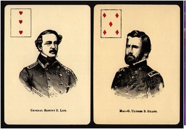 Civil war and poker