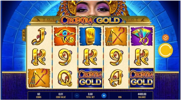 Cleopatras Gold