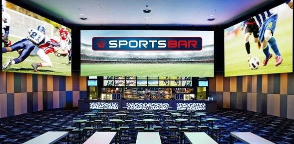 Crown Sports Bar