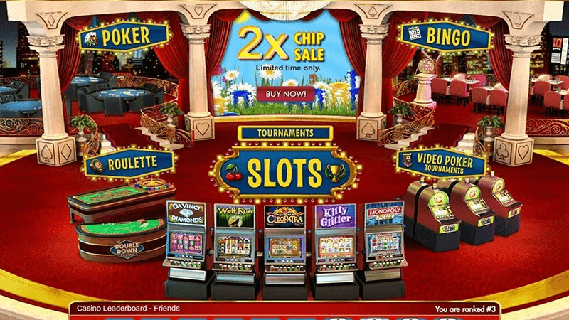Double down casino tournaments