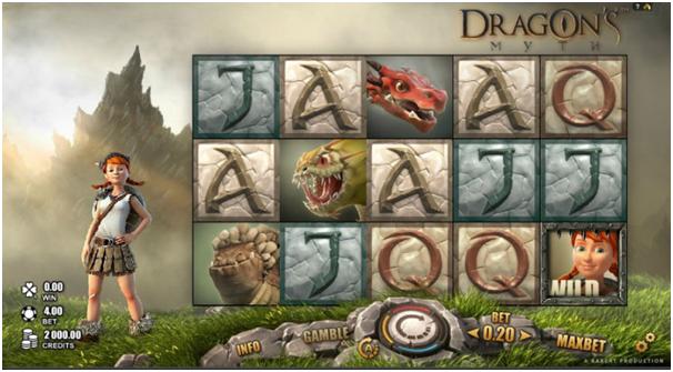dragon myth