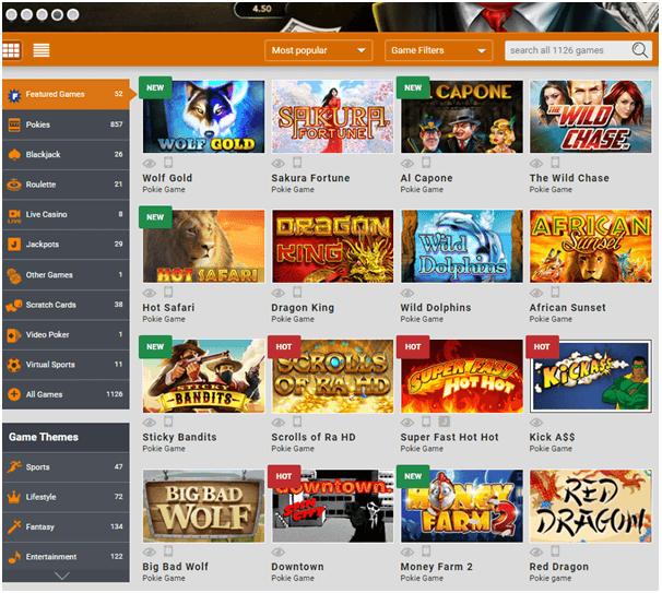 Emu casino - Pokies to play with mobile