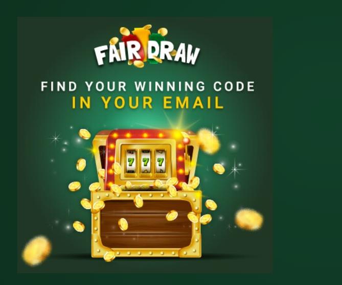 Fair Draw Raffle
