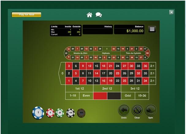 Fair Go Casino - European Roulette