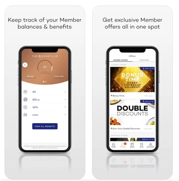 Features of the star app