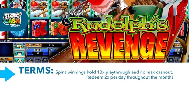 Free spins with rollover