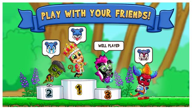 Fun Run 3: Multiplayer Games