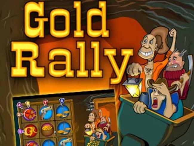 Gold Rally Jackpot