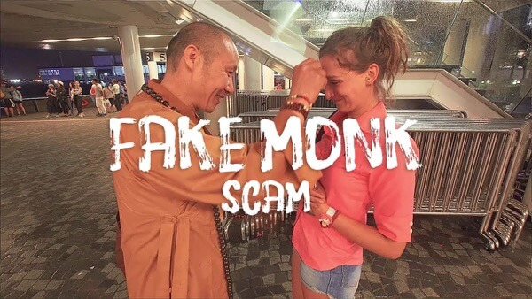 Hong Kong Scams