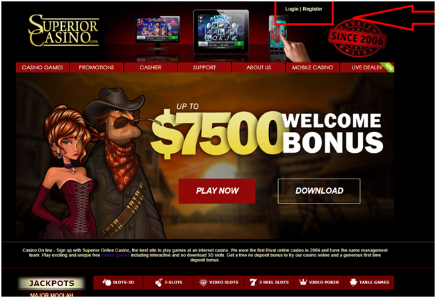 How to play free games Apps online at casinos?