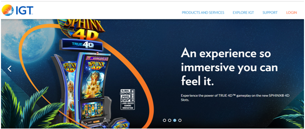 IGT software offers brand pokies even at land casinos