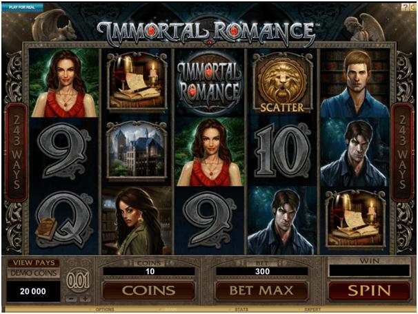 Immortal Romance 243