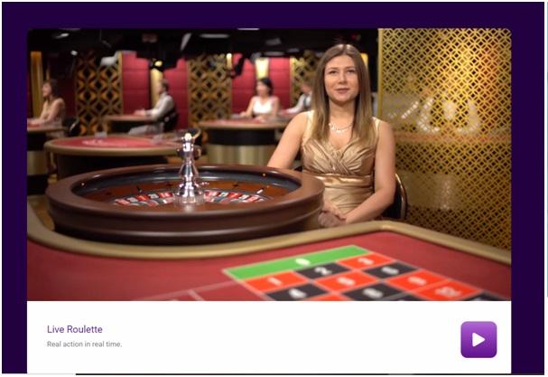 Jackpot city Casino - European Roulette