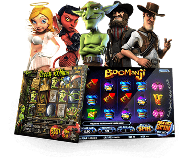What are the best new 3D pokies games to play at online casinos?