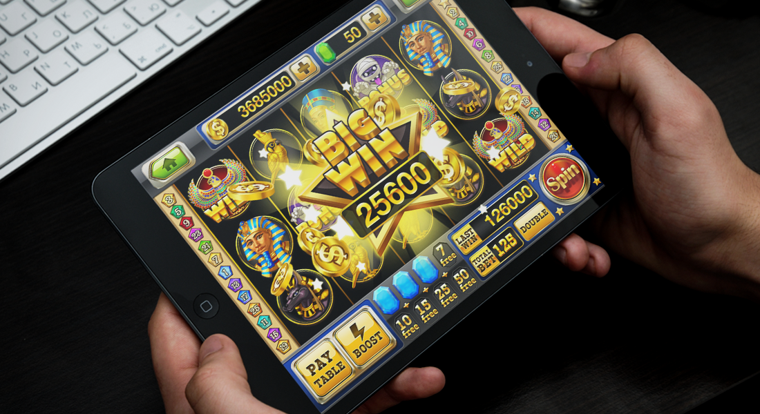 Online Pokies Production