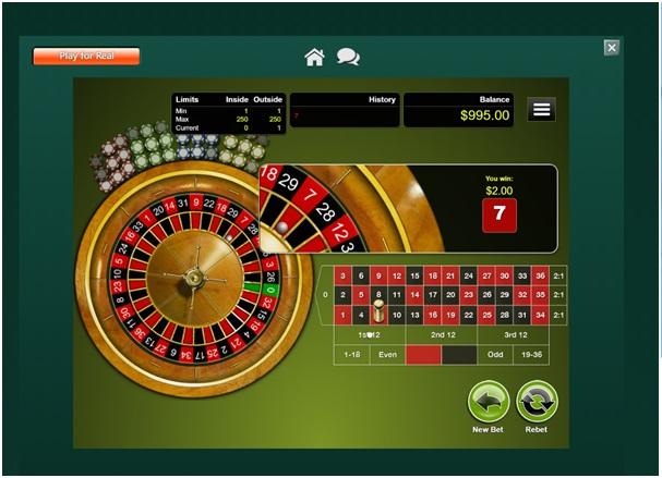Play Croco Casino - European Roulette