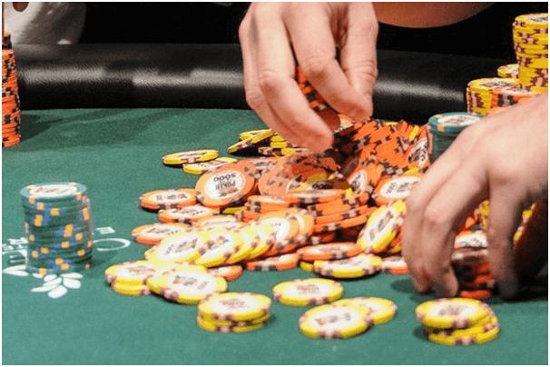 Poker leaks