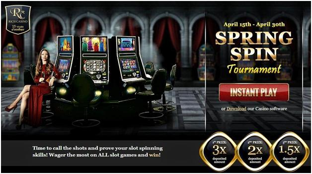 Pokies tournaments at online casinos