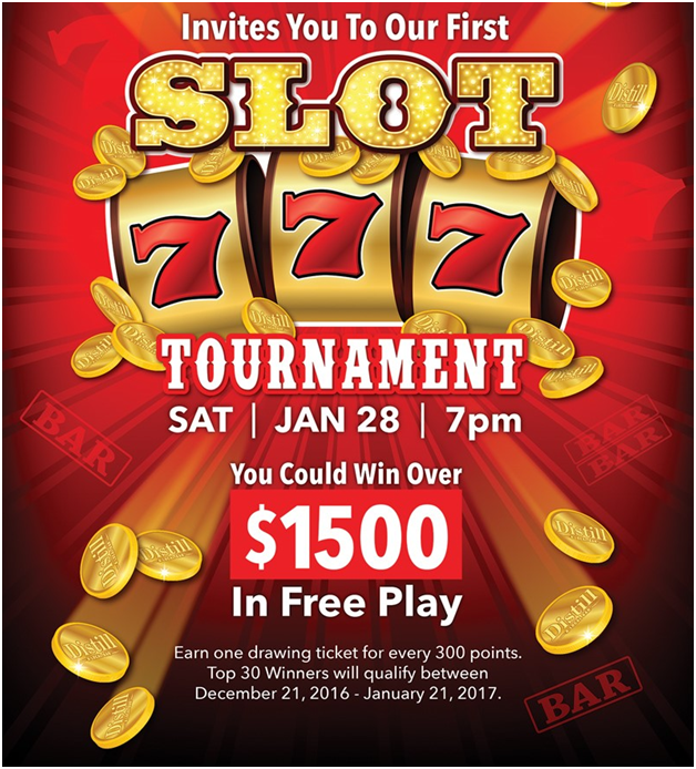 Prize and rewards at pokies tournaments