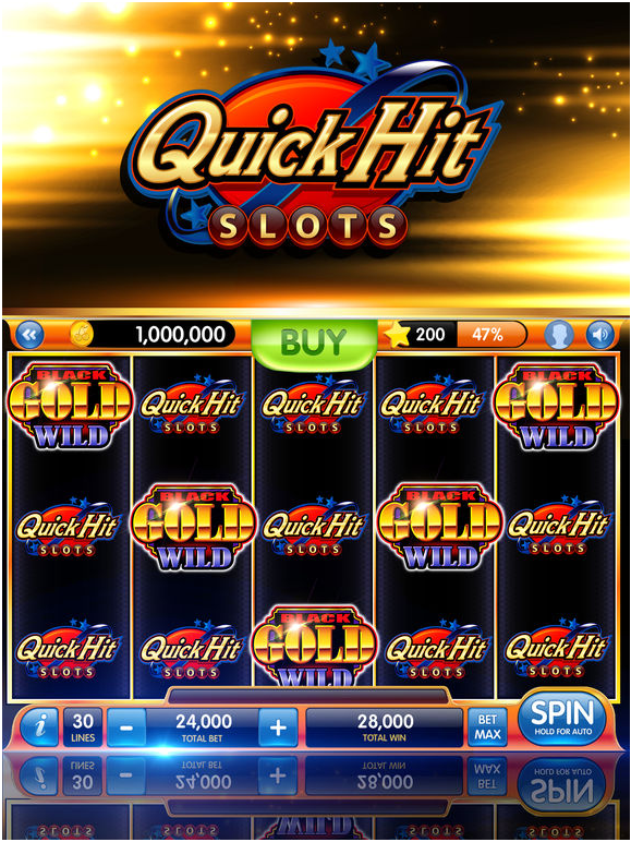 How To Play Quick Hit Pokies With Your Mobile?