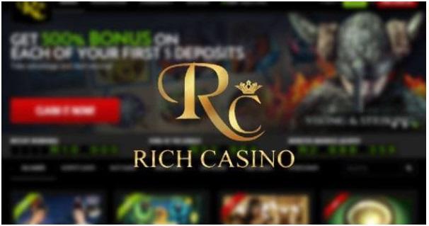 Rich casino pokies play