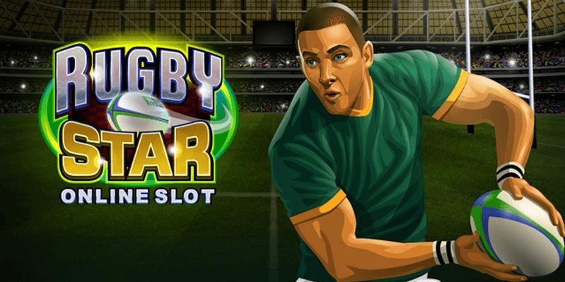 Rugby Star pokies