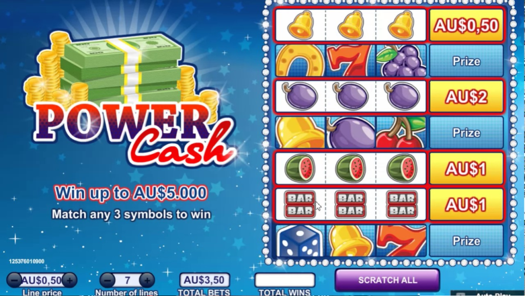 Scratch card games to play